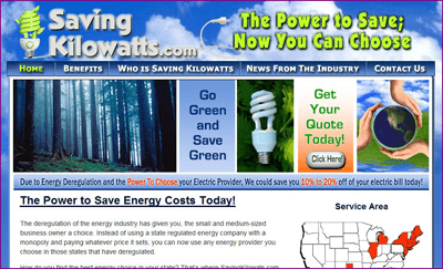 savingkilowatts.com