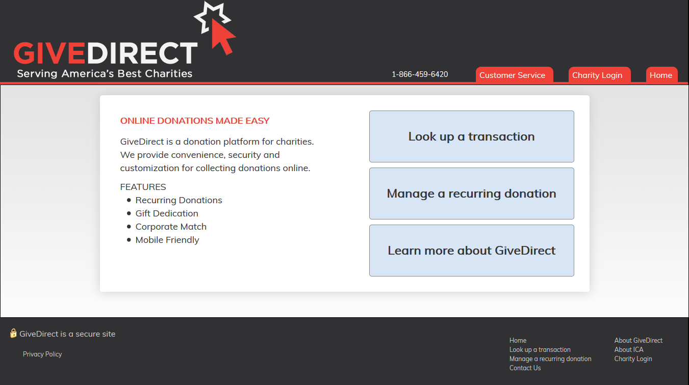 GiveDirect.org