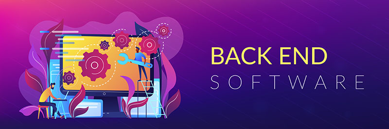 backend software image